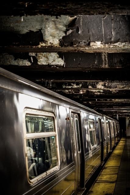 ニューヨークの地下鉄のイメージ2.jpg