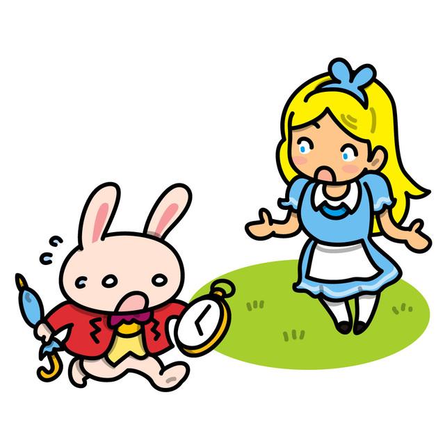 不思議の国のアリス(うさぎとアリス).jpg